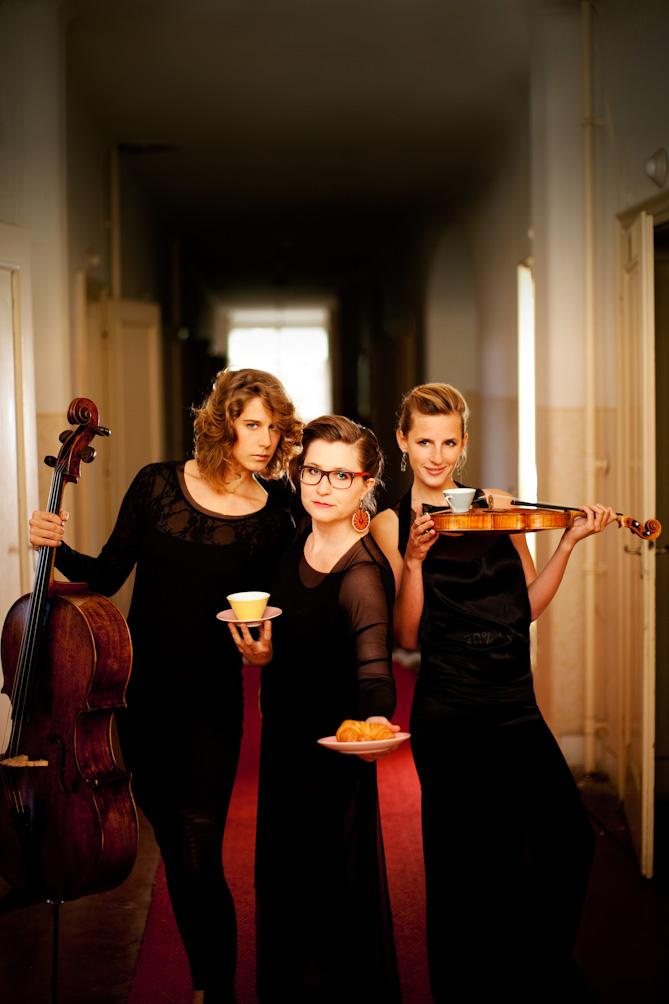 AUSTRIA/Trio Frühstück© Julia Wesely
